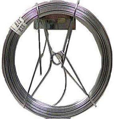 Fi-Shock WC-250 Spool Galvanized Steel Wire 17 Gauge 250/'